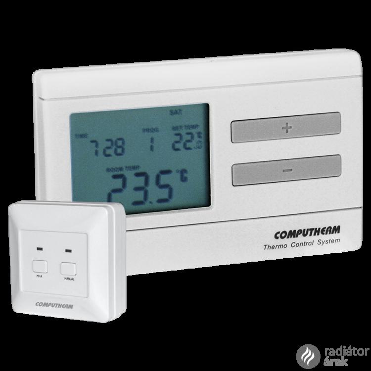 computherm termosztát